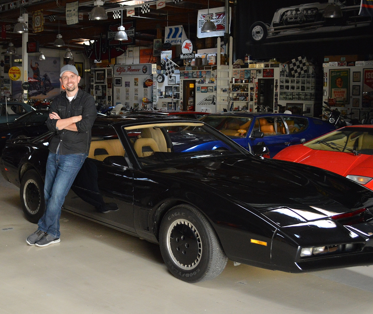 How 'Knight Rider' Made David Hasselhoff a Star Before
