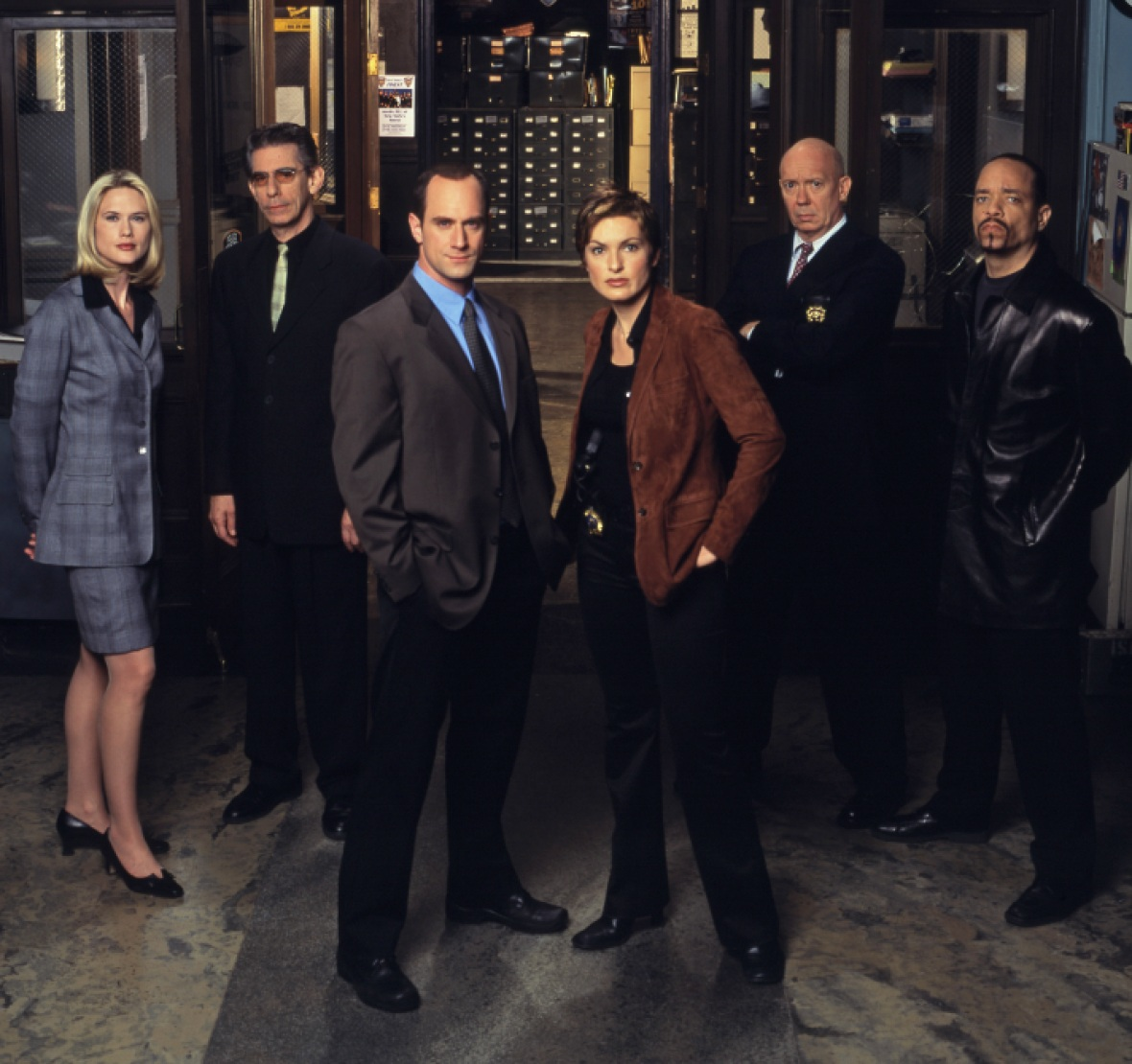 law & order getty images