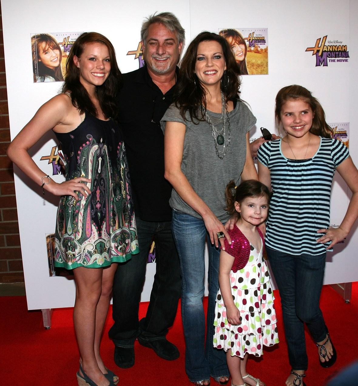 martina mcbride family 2009