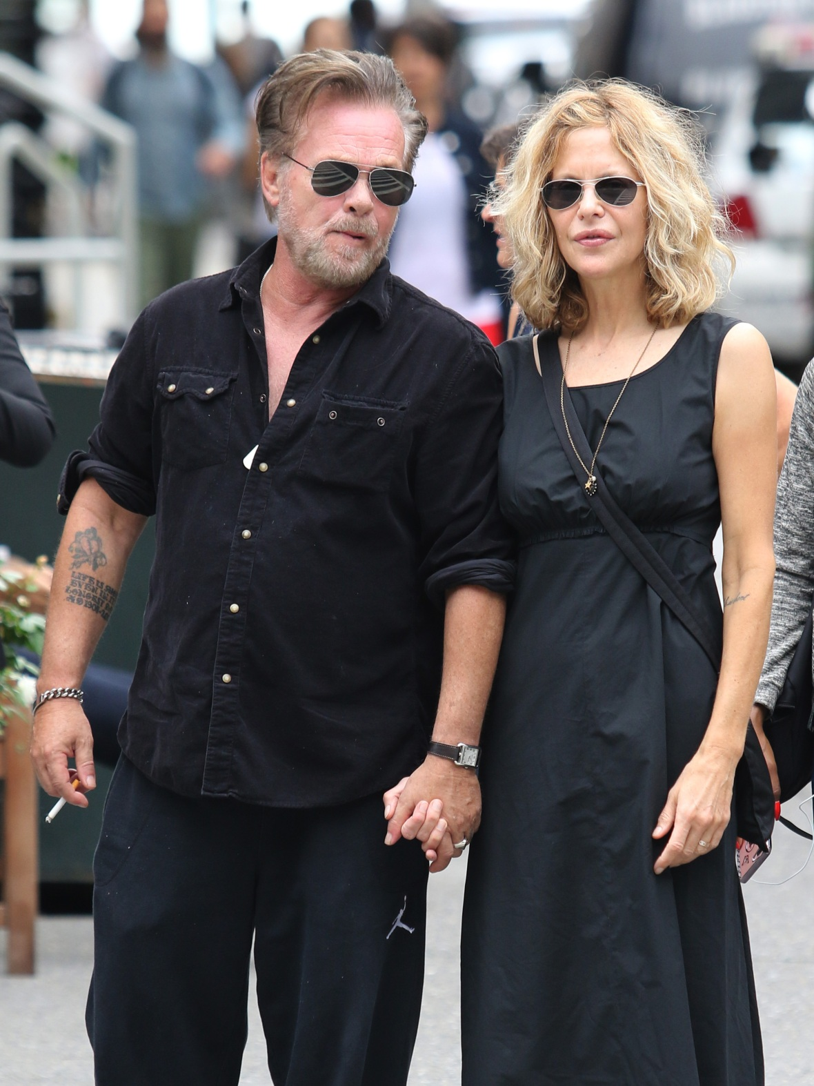meg ryan john mellencamp splash