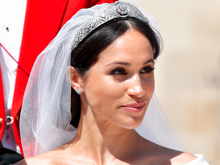 meghan markle's hair