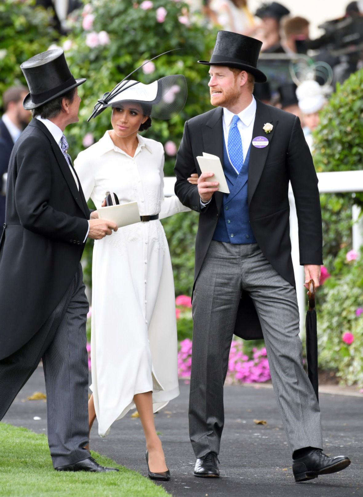meghan markle royal ascot 2018 getty