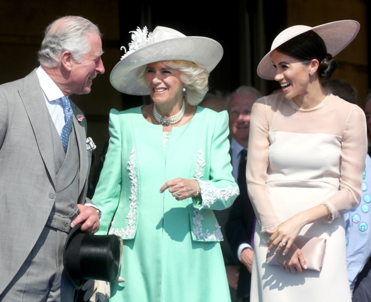 meghan markle royal engagements 2018