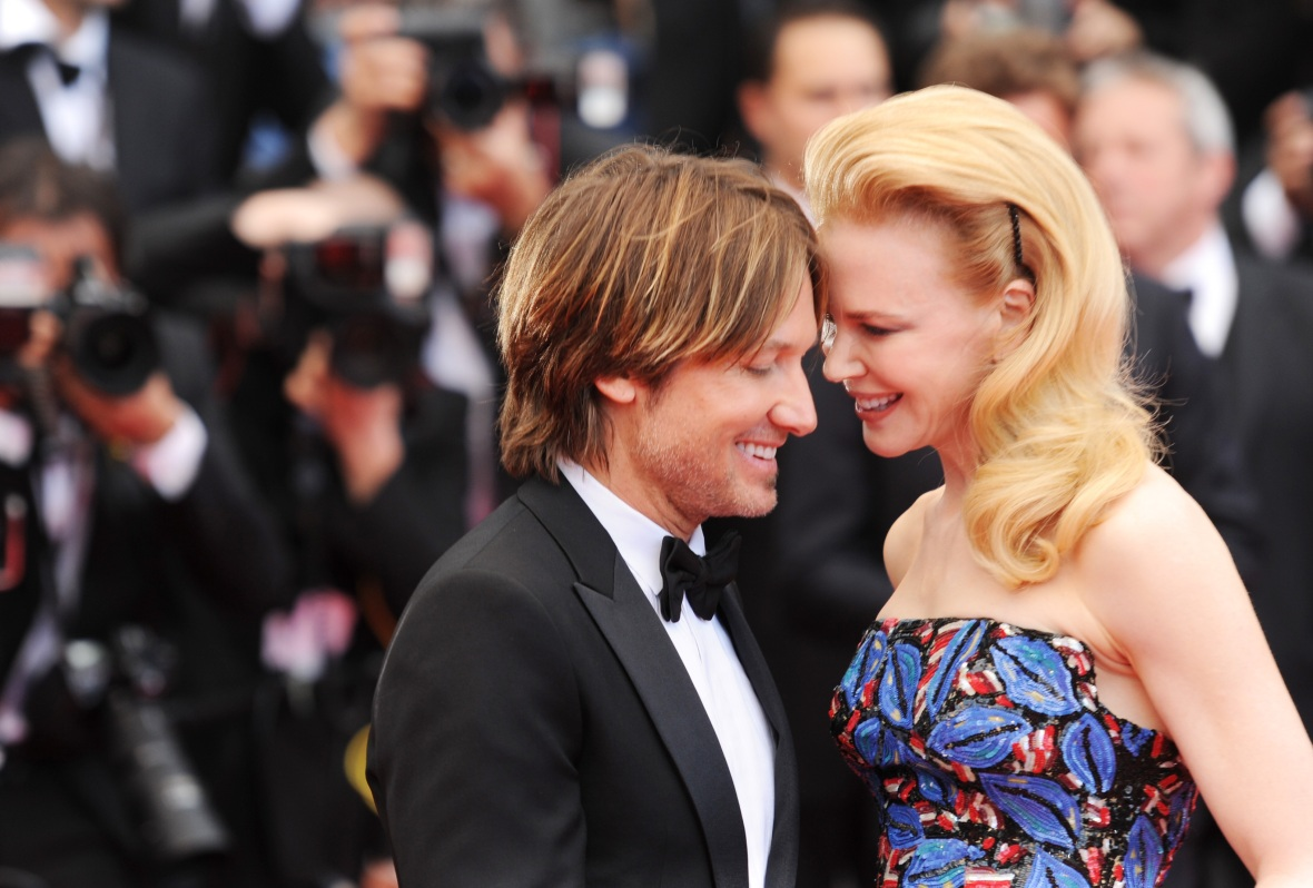 nicole kidman and keith urban getty images