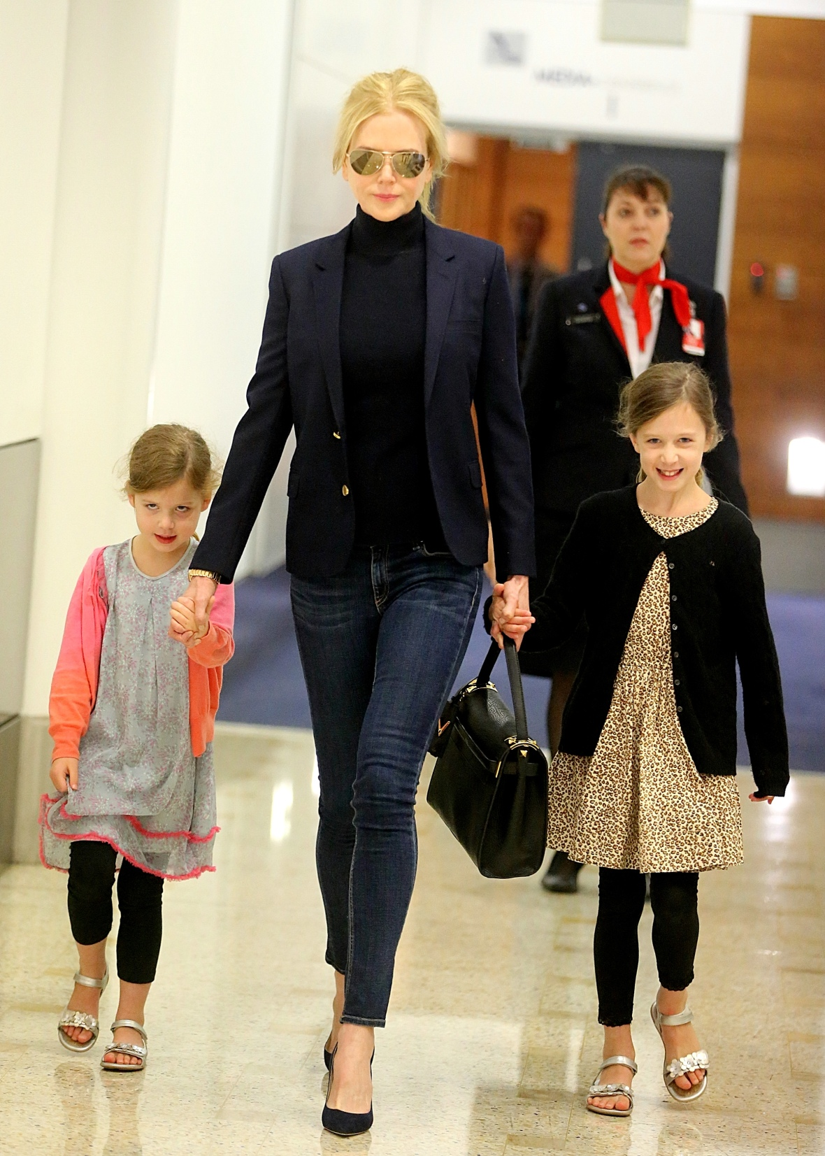 nicole kidman's daughters getty images