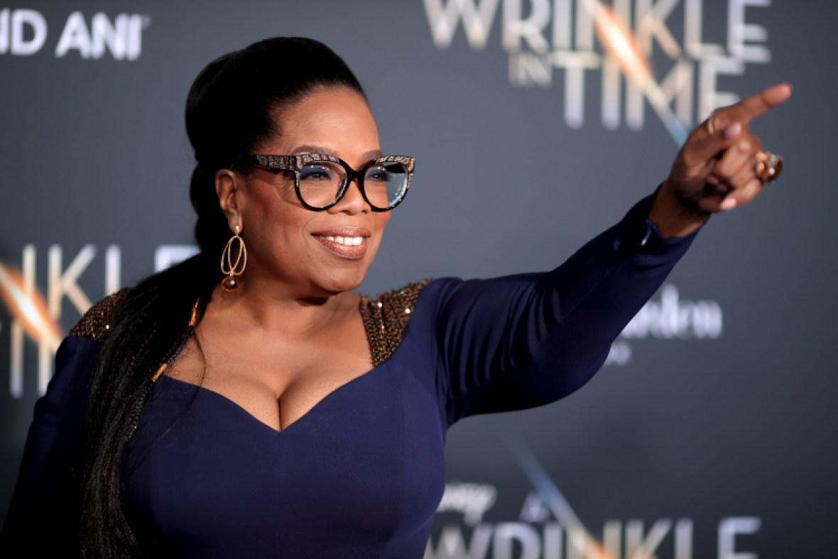 oprah winfrey getty images