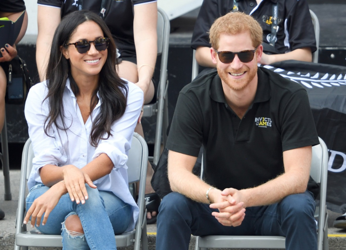 prince harry meghan markle getty images