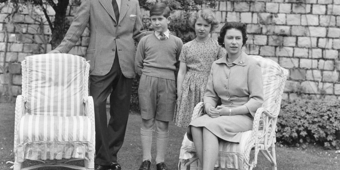 prince philip queen elizabeth children