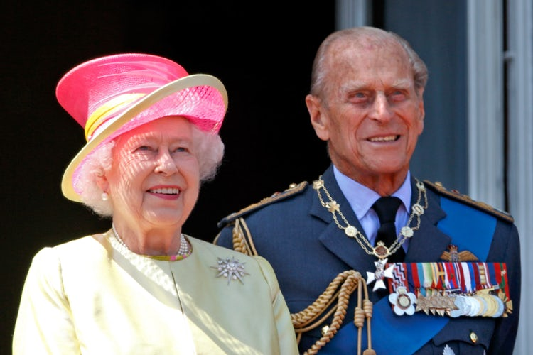 prince philip queen elizabeth getty images