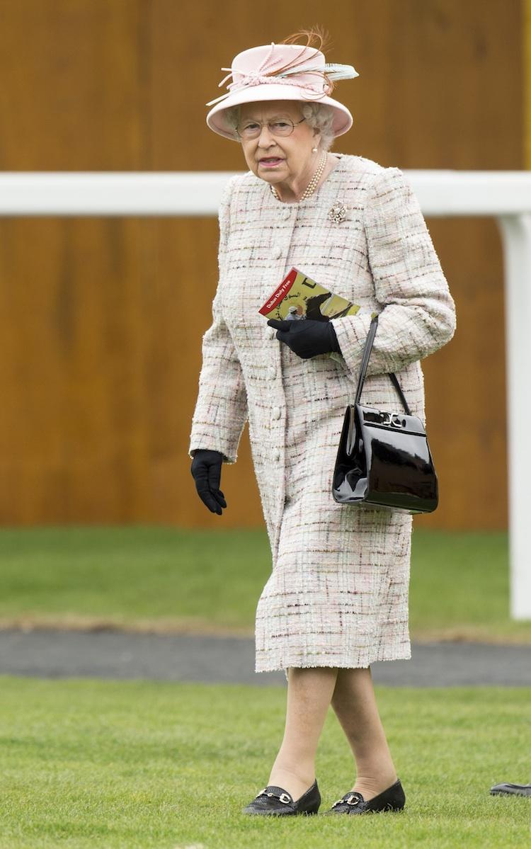 queen elizabeth getty