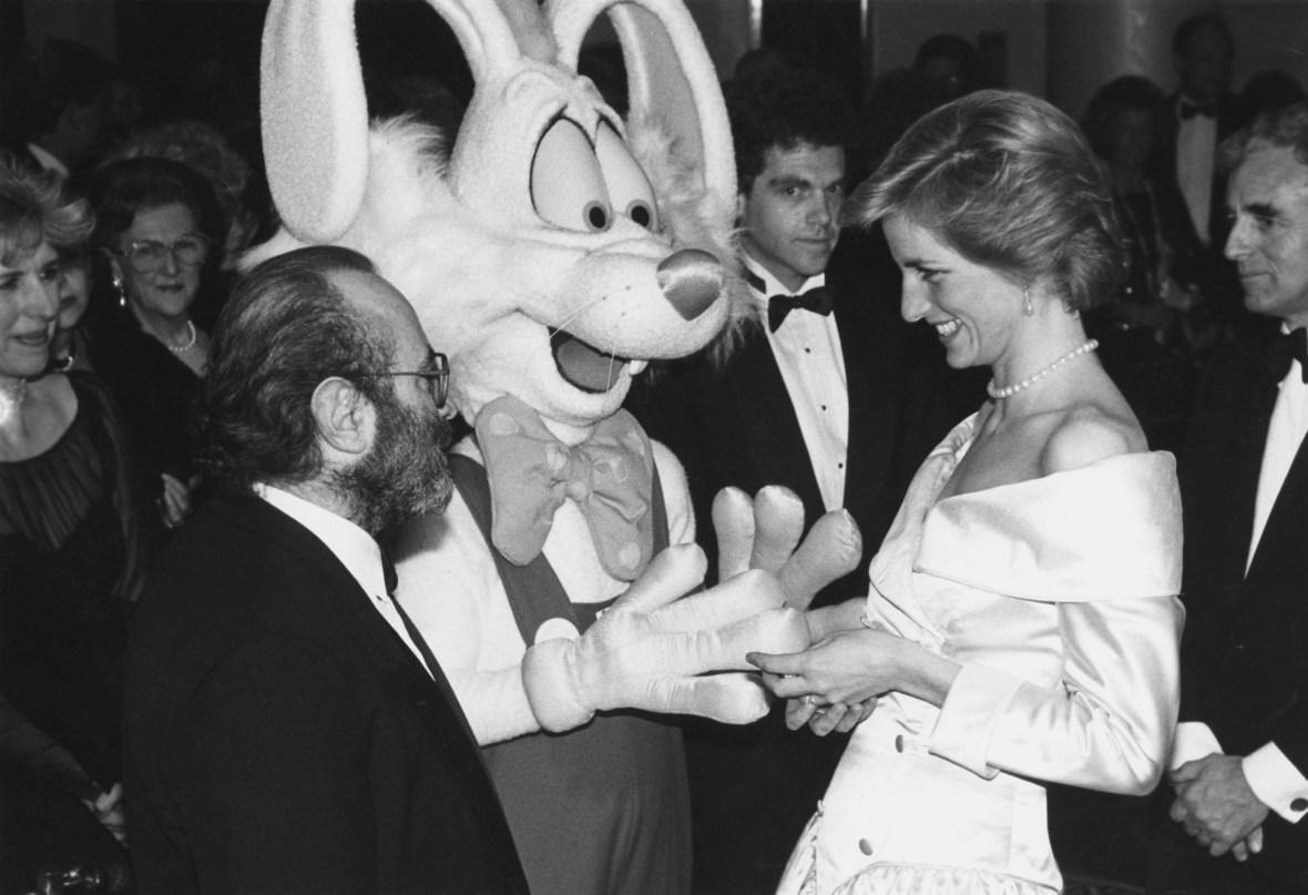 roger rabbit - princess diana