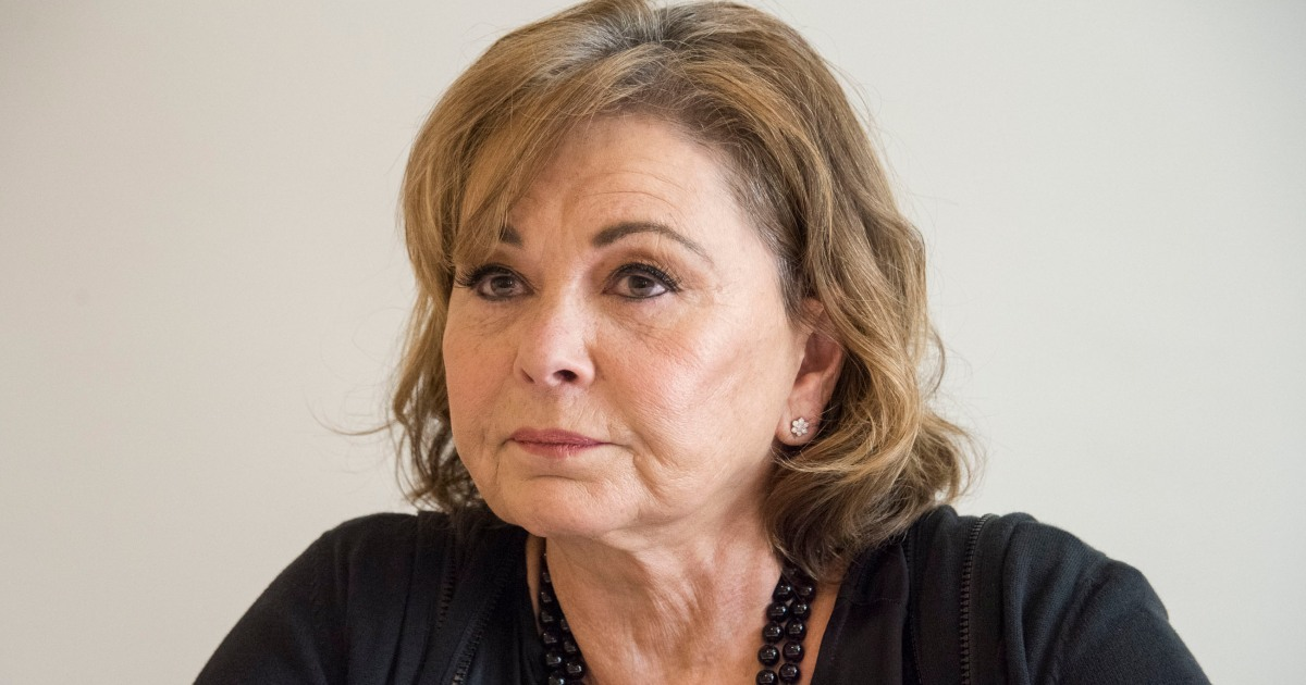 Im not racist, Im an idiot: Rosanne Barr opens up on