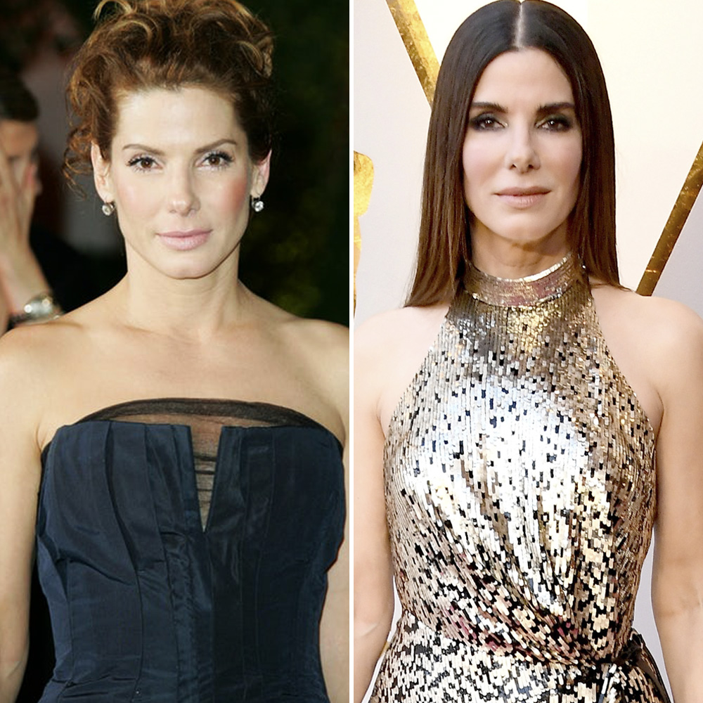 sandra bullock getty images