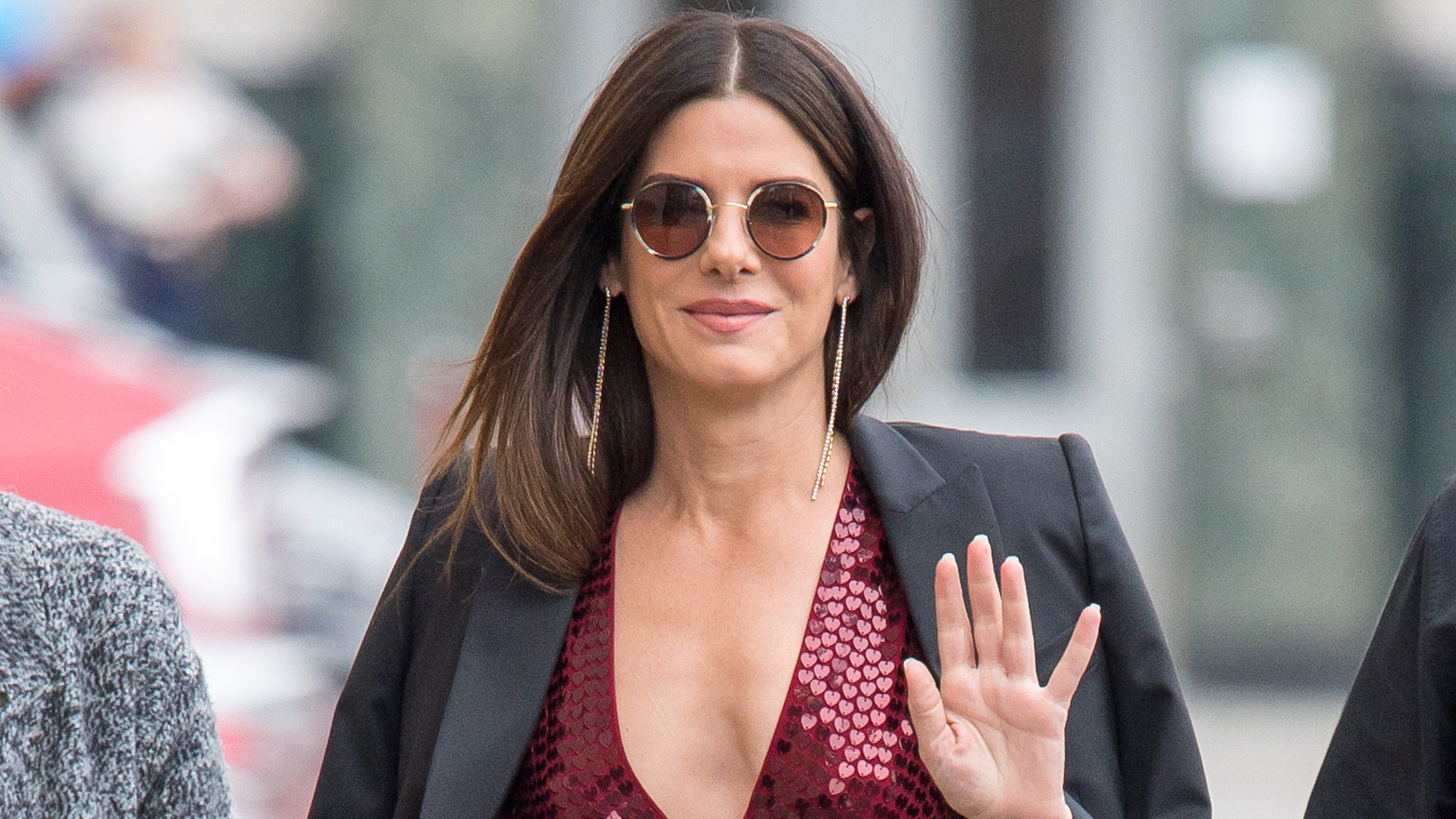 Sandra Bullock Credits Son Louis for Making Her New Movie
