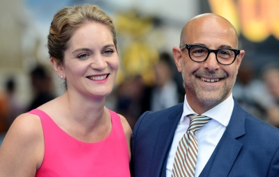 stanley-tucci-wife-felicity-blunt-pregnant