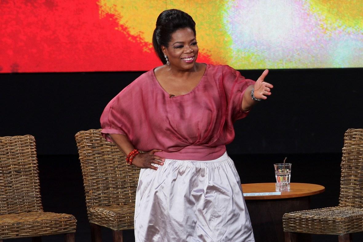 'the oprah show'