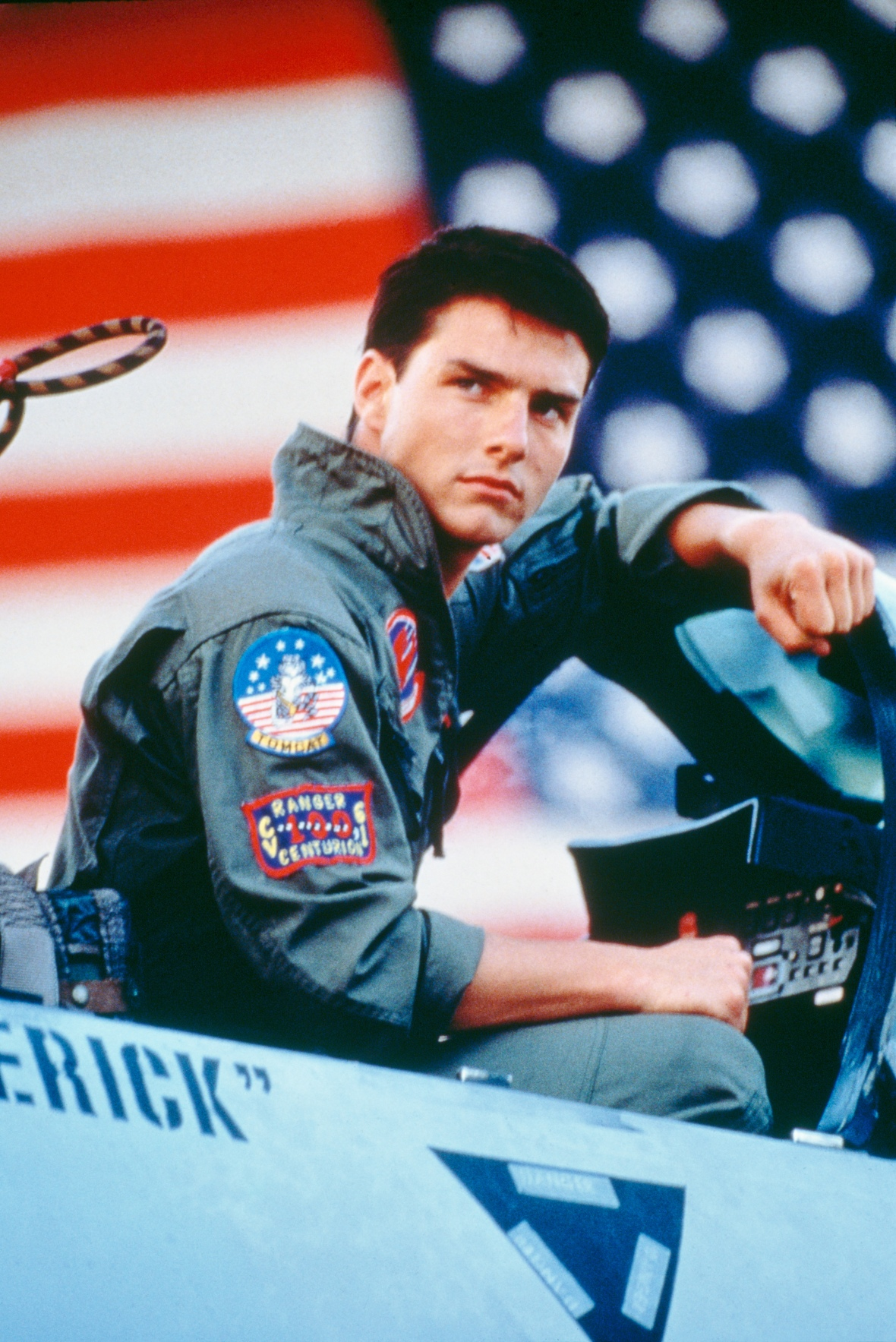 tom cruise 'top gun' getty images