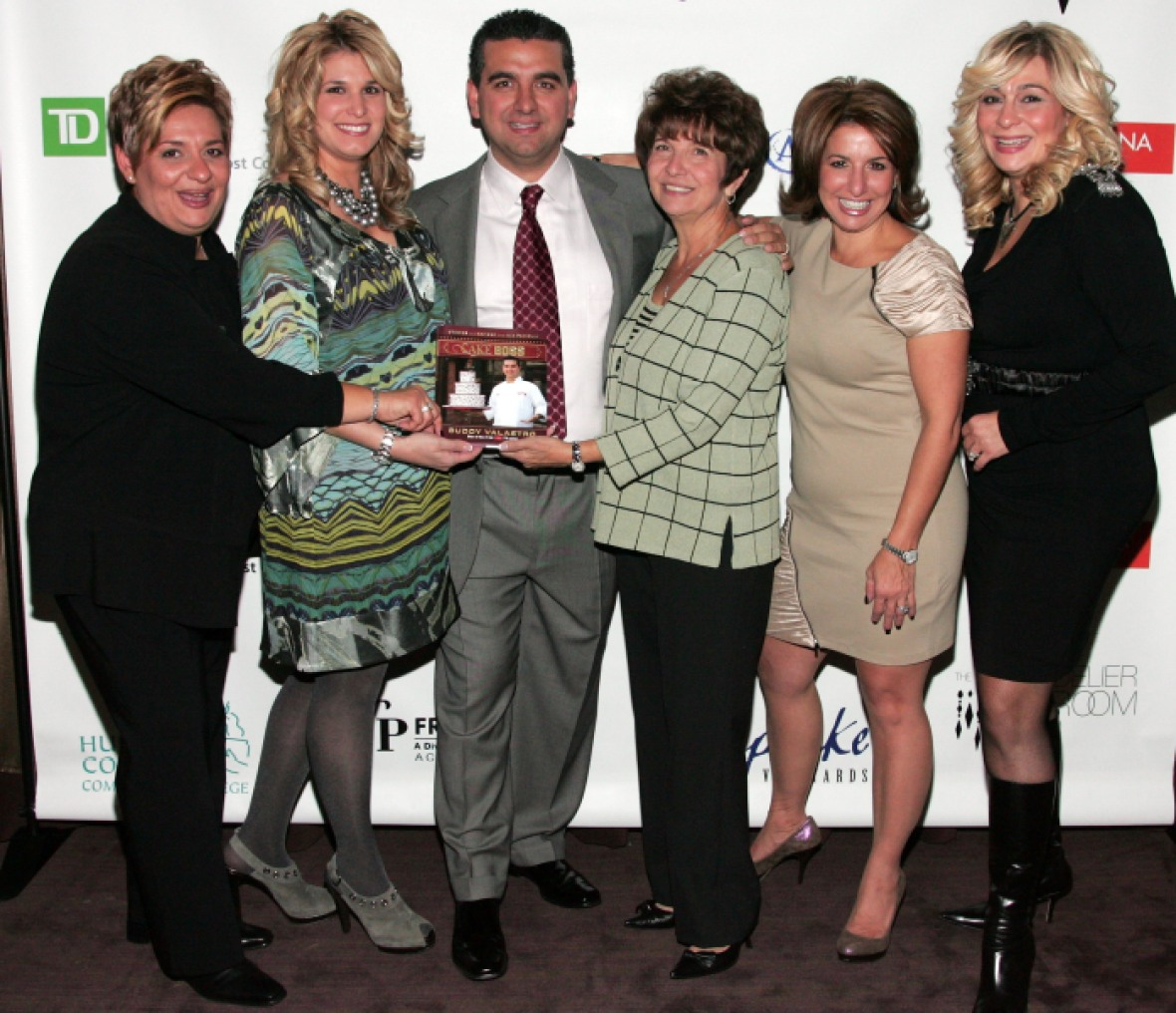 buddy valastro family getty images