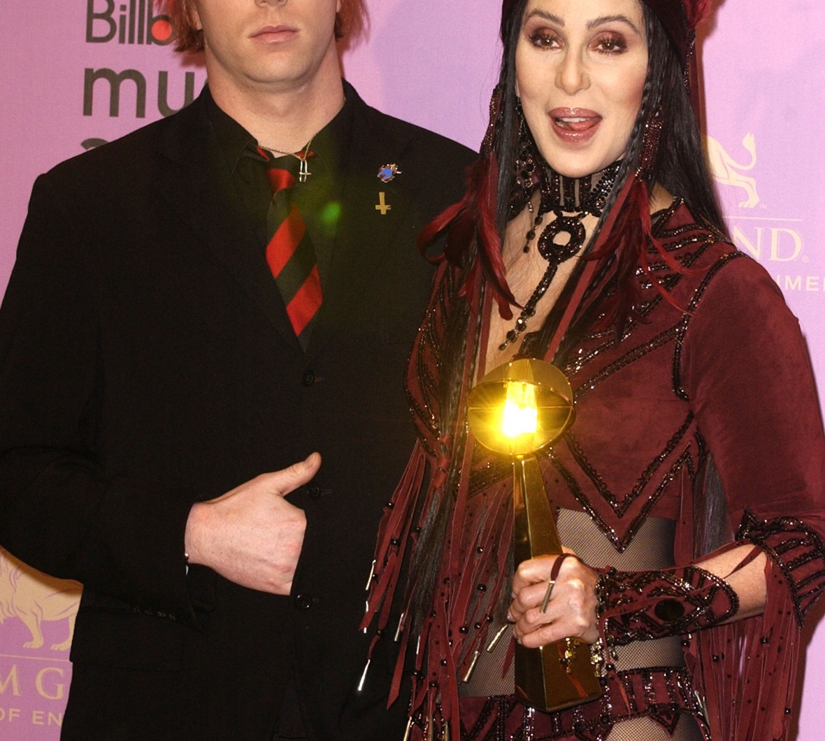 cher and her son