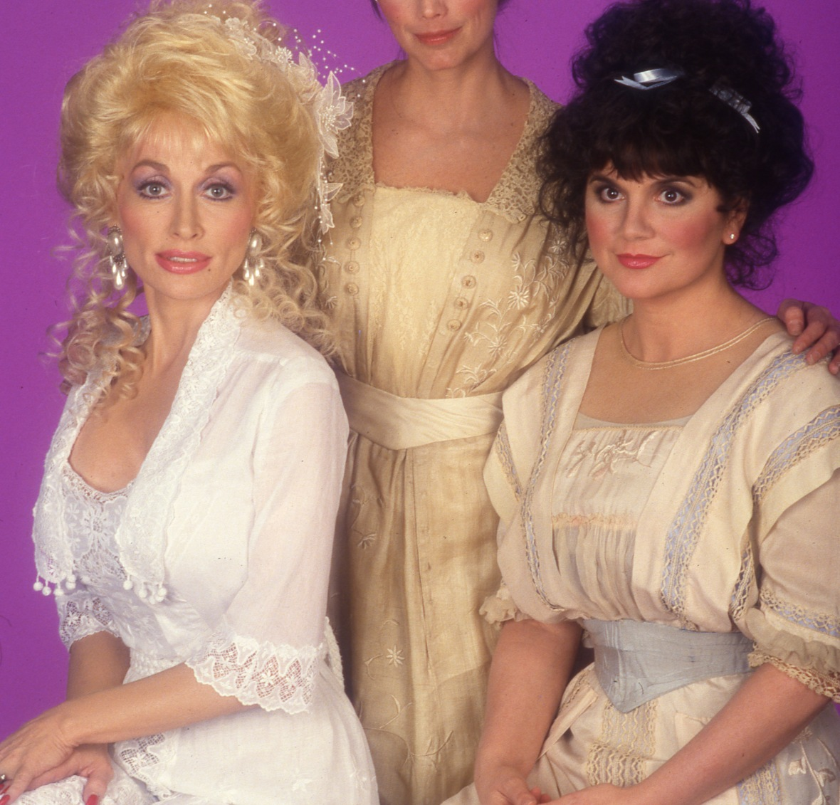 dolly parton and linda and emmylou