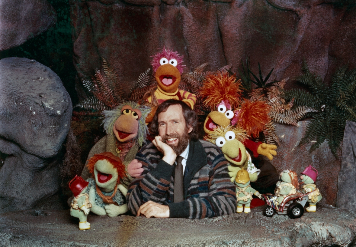 jim henson getty images