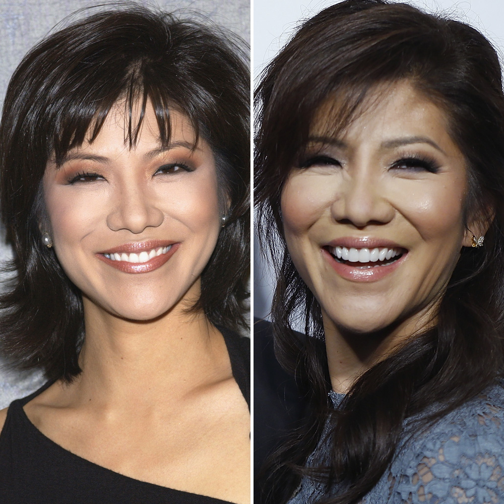 julie chen getty images
