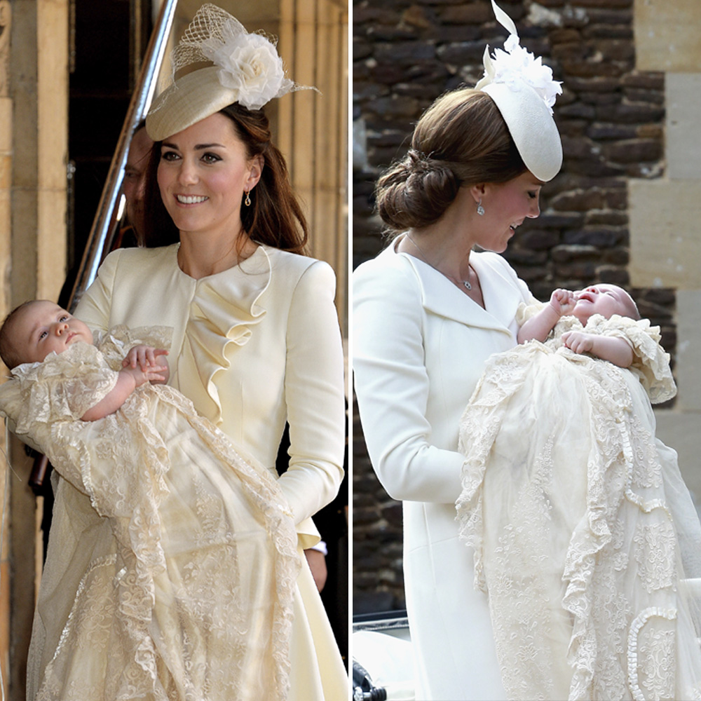 kate middleton royal christenings