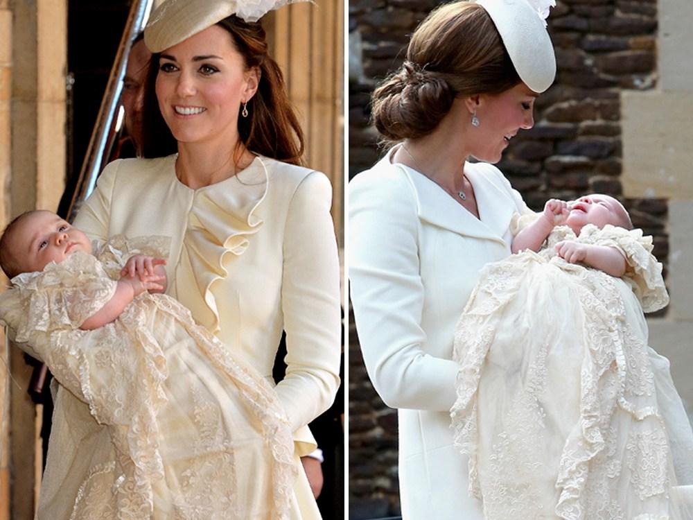 kate middleton royal christenings