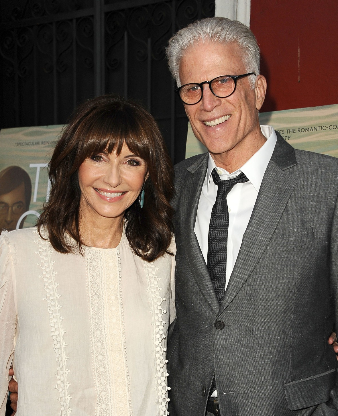 mary steenburgen ted danson getty images