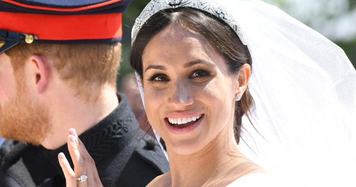 Meghan Markle Wears Subtle Color Nail Polish Like Queen Elizabeth And Kate Middleton