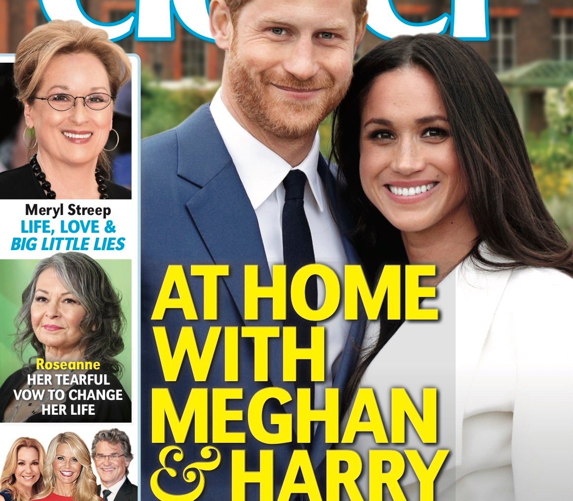 prince harry meghan markle closer cover