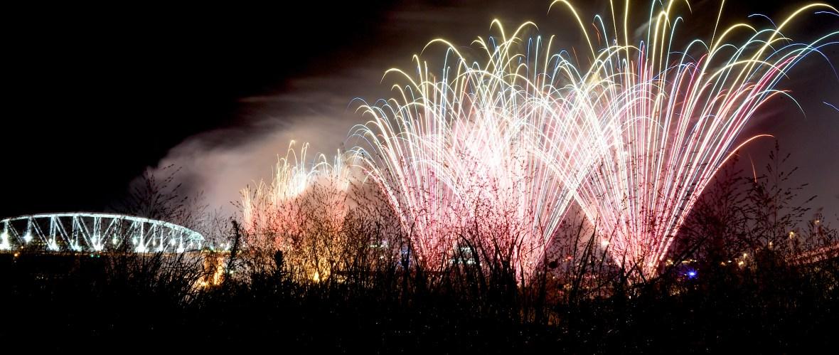 nashville fireworks