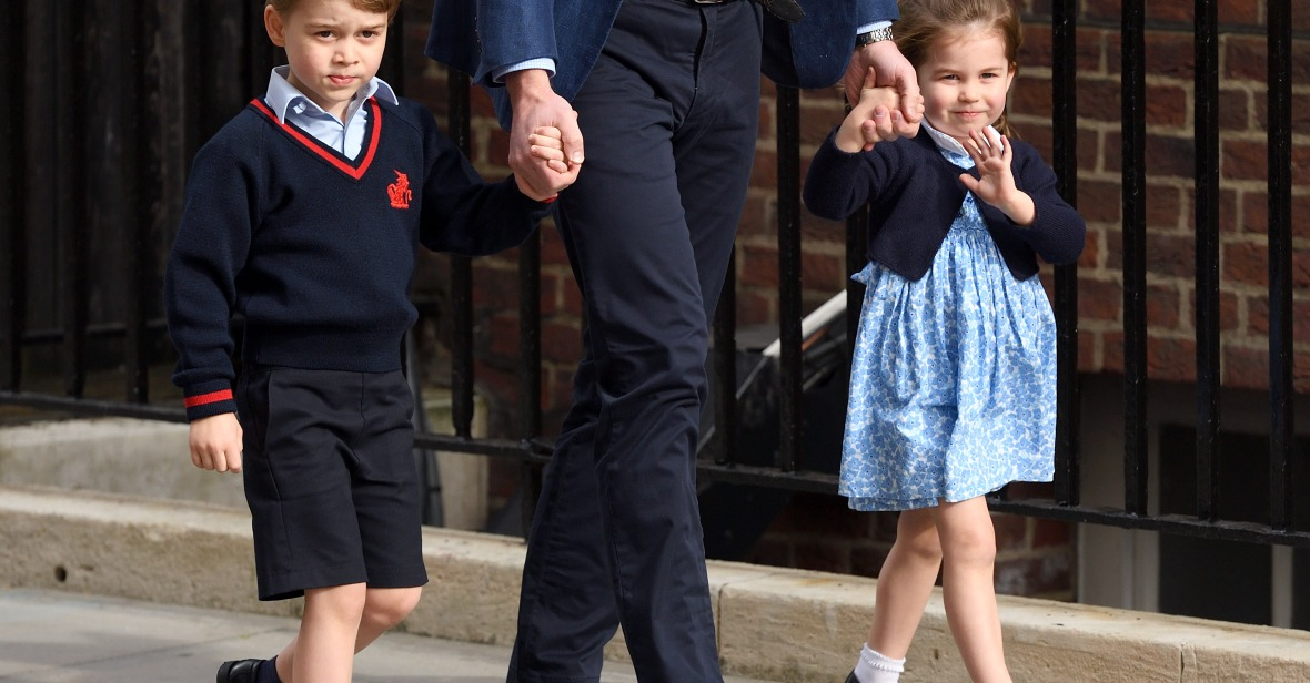 prince george shorts