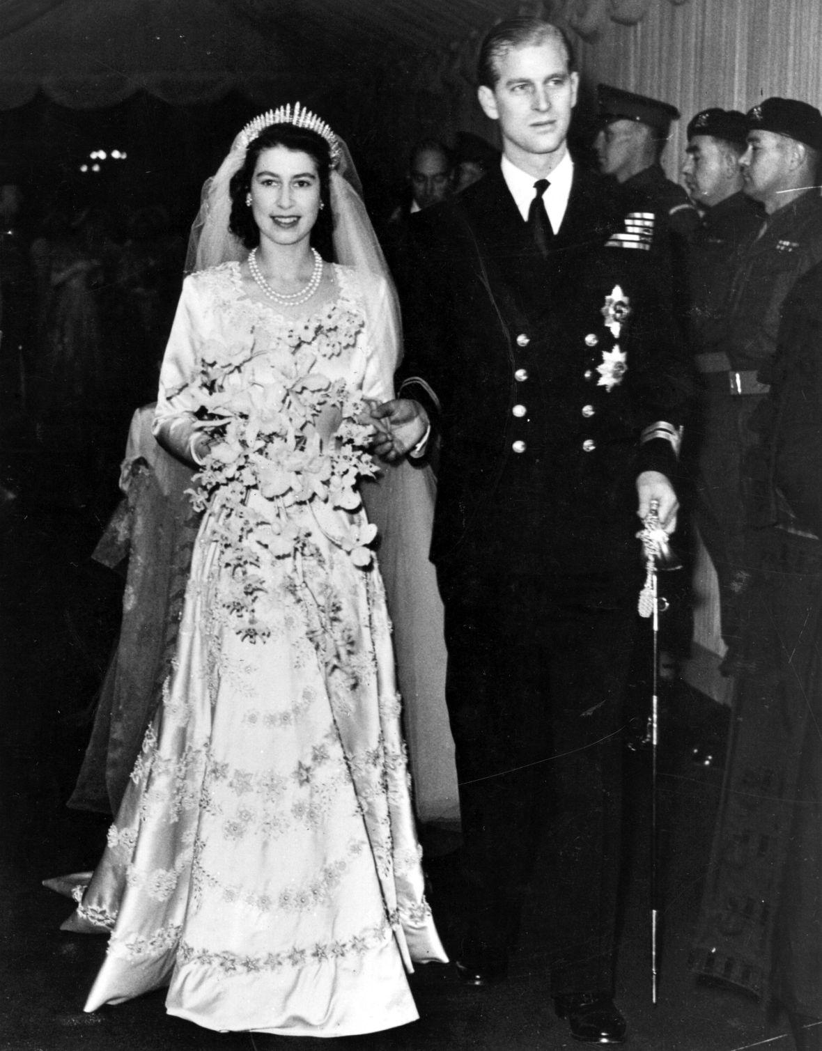 prince philip queen elizabeth getty images