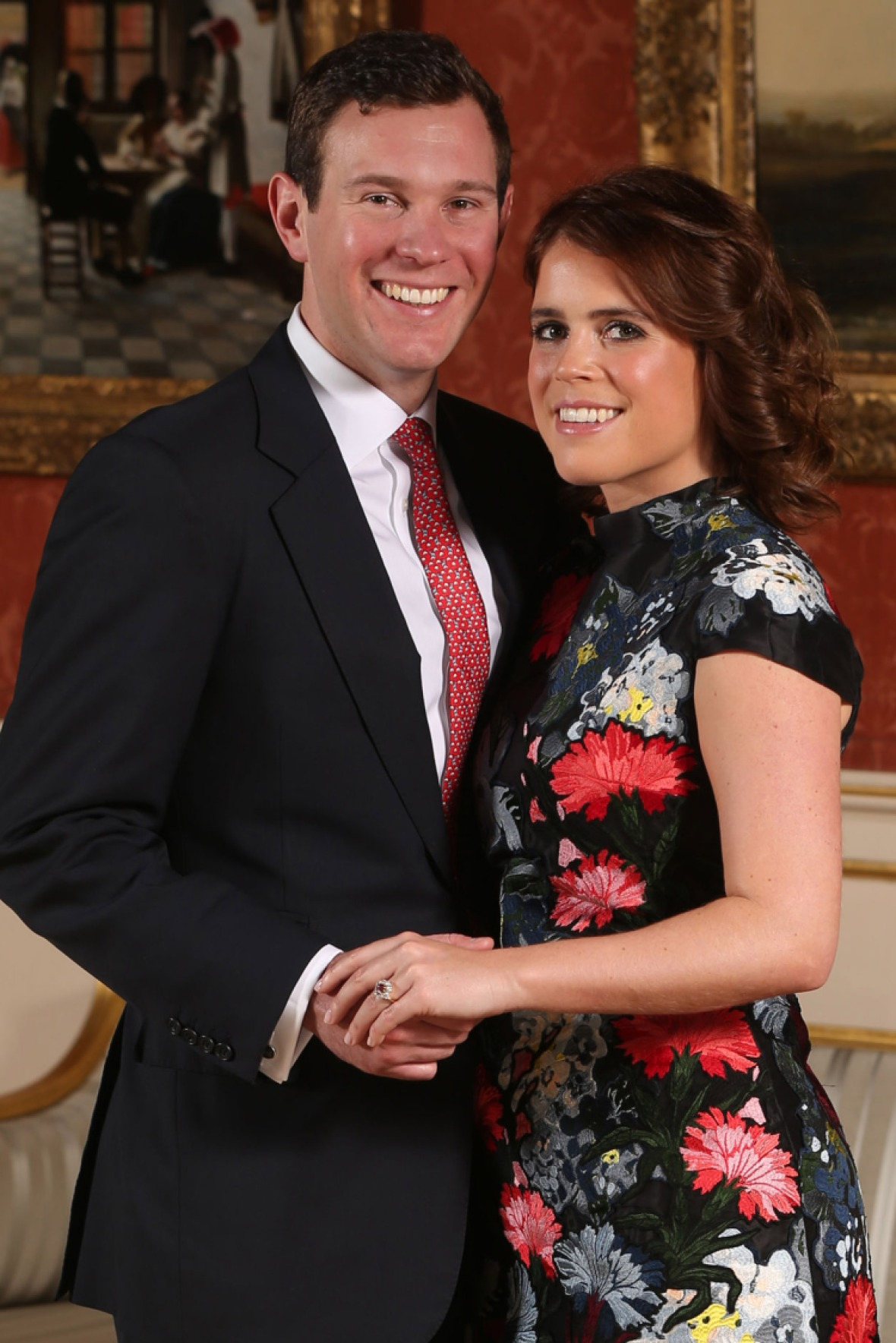 princess eugenie jack brooksbank getty images