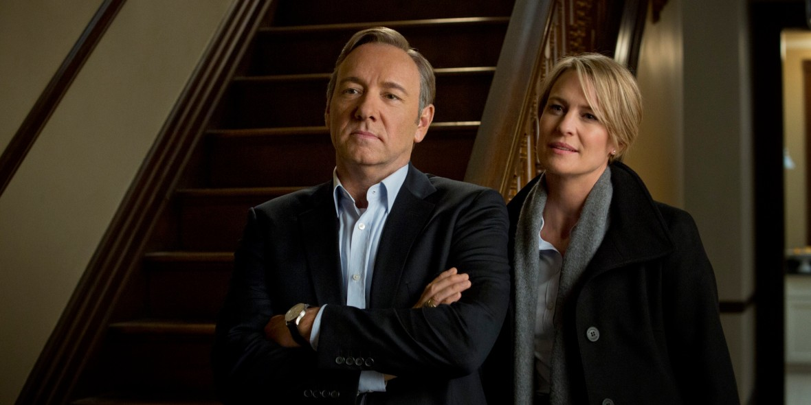 kevin spacey robin wright