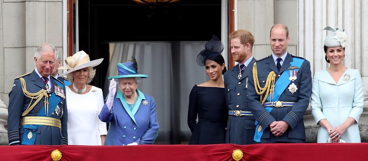 royal family military service