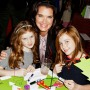 Brooke Shields' daughters