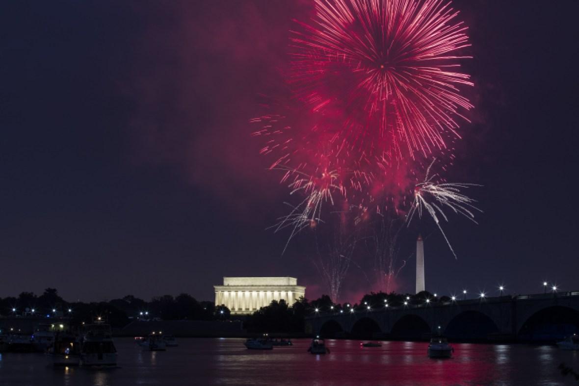 washington d.c fireworks
