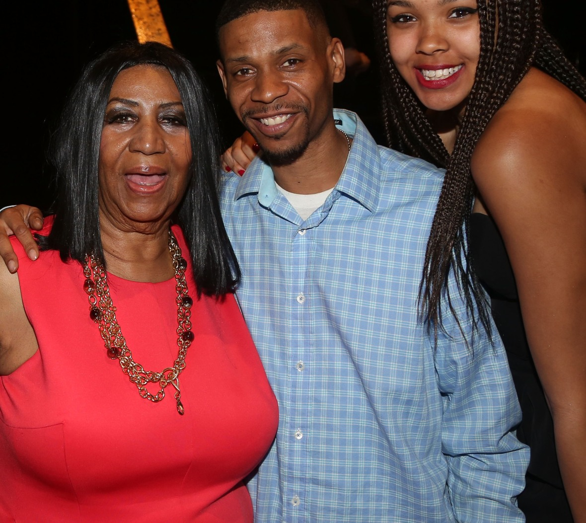 aretha franklin family