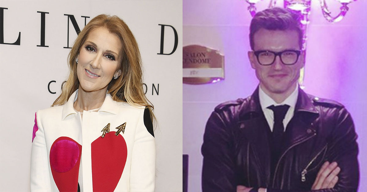 """df79925917 Celine Dion Is """"Inseparable"""" With Her Backup Dancer Pepe Muñoz (EXCLUSIVE)"""