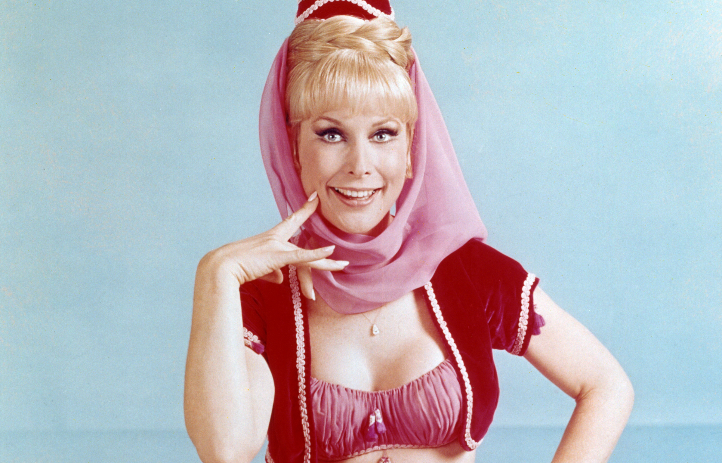 A Dream Of Christmas Cast.I Dream Of Jeannie Secrets From Barbara Eden And Larry Hagman
