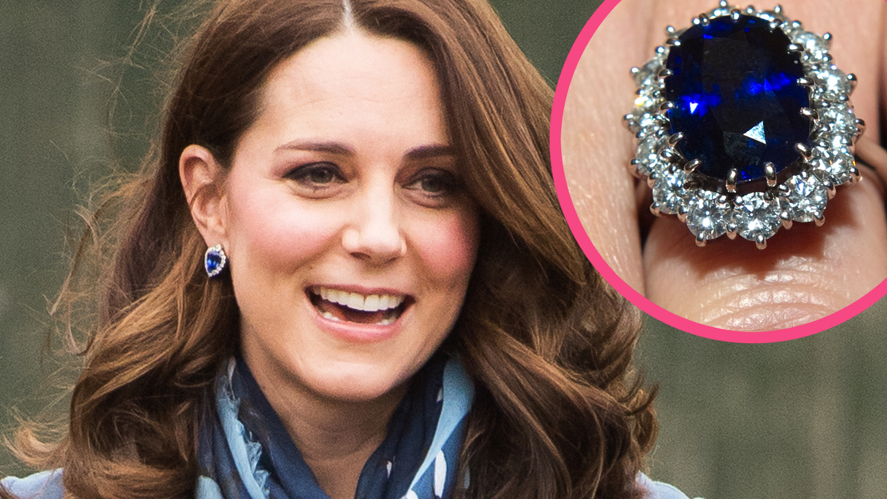 Kate Middleton Wedding Ring.Here S Why Prince Harry Gave Prince William Princess Diana S