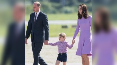kate-middleton-prince-william-prince-george-school