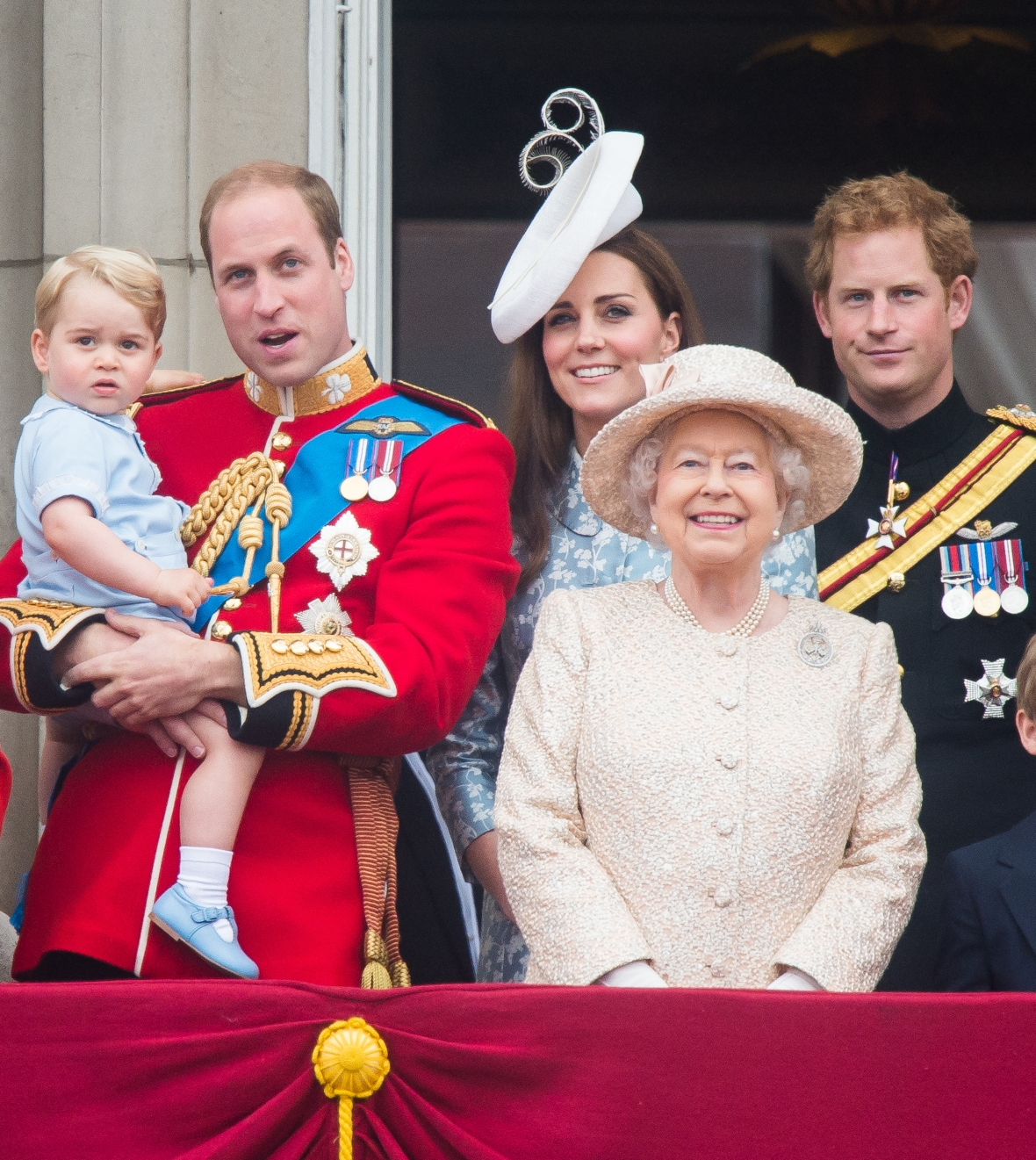 queen elizabeth royal family
