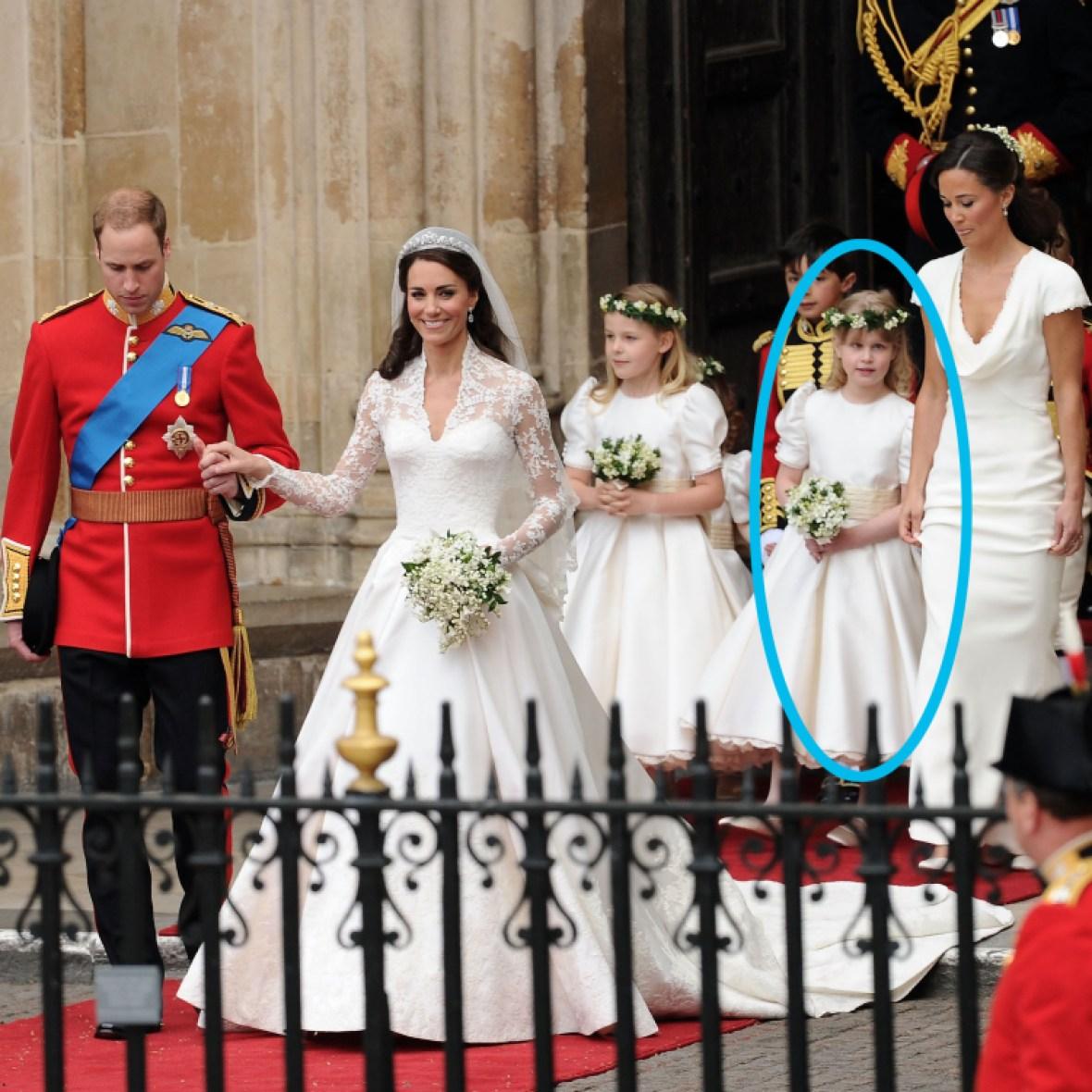 lady louise windsor royal wedding