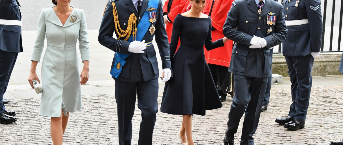 meghan markle clingy getty images