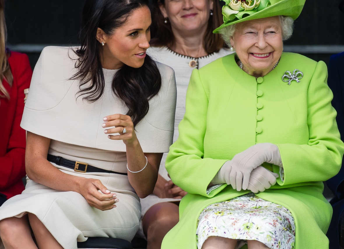 meghan markle getty images