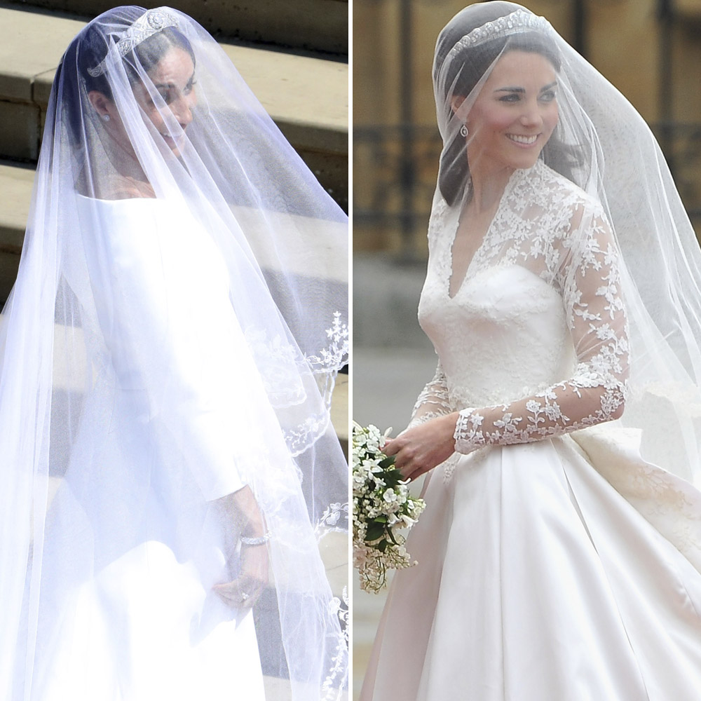 Kate Middleton Gown Wedding: Princess Beatrice And Princess Eugenie Can't Wear Tiaras