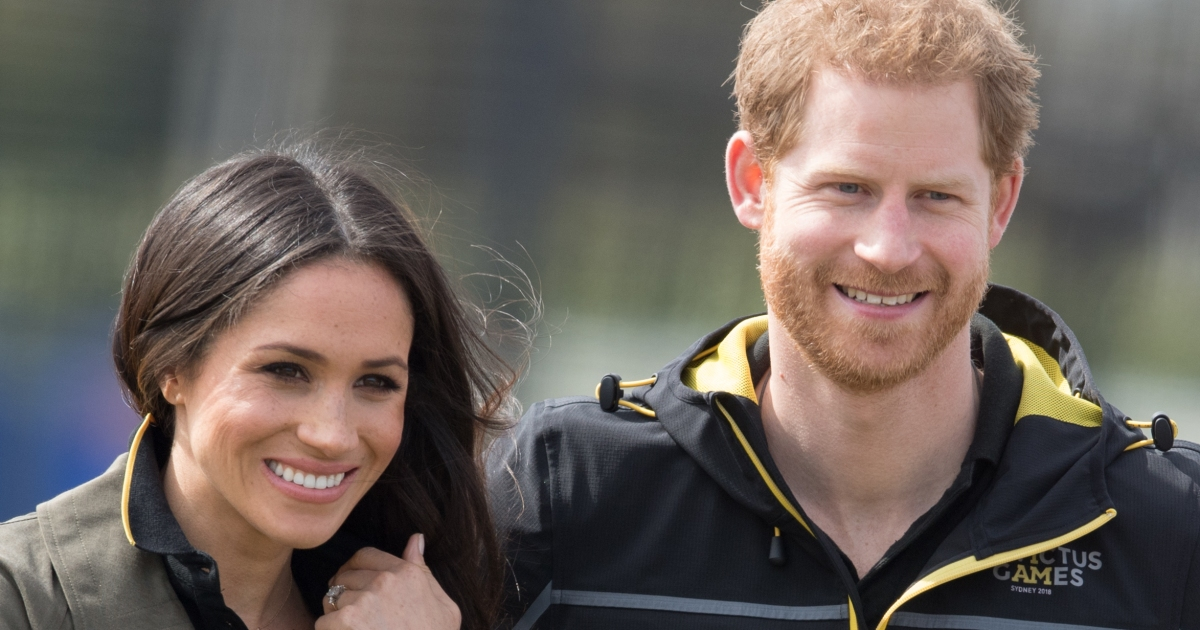 Meghan Markle and Prince Harry's Adorable Nicknames Revealed